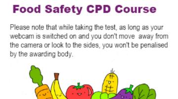 Food Safety webcame